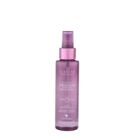 Alterna Caviar Infinite Color Hold Topcoat Shine Spray 150ml Protector para cabello coloreado
