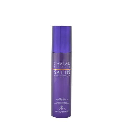 Alterna Caviar Style Satin Rapid Blowout Balm 147ml Locion pre-styling y secado
