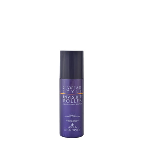 Alterna Caviar Style Invisible Roller Contour Setting Spray 147ml Spray moldeador rizos y ondas