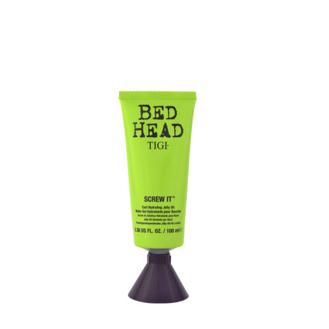 Tigi Bed Head Ricci Screw It Curl Hydrating Jelly Oil 100ml - aceite en gelatina hidratante rizos