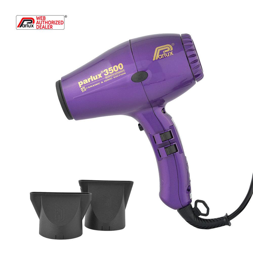 Parlux 3500 Supercompact viola - secador