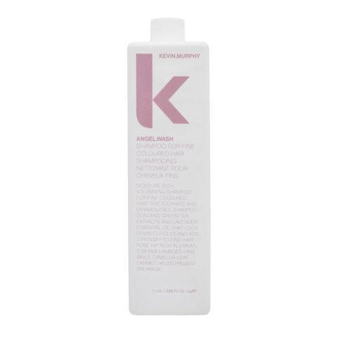 Kevin murphy Shampoo angel wash 1000ml - Champù para cabello fino