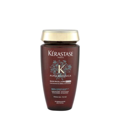Kerastase Aura Botanica Bain Micellaire Riche 250ml - Champù suave cabello apagado y grueso