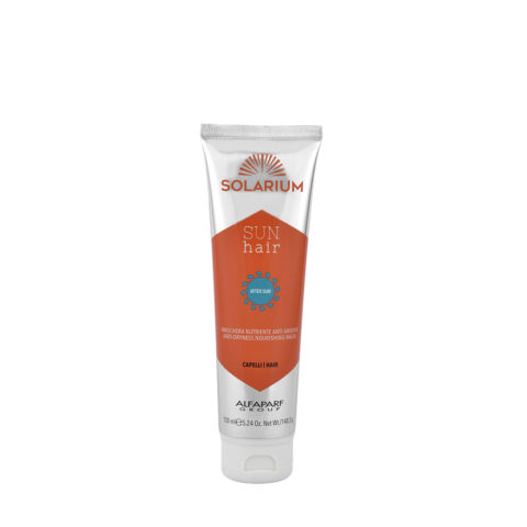Alfaparf Solarium Sun Hair After-Sun Anti-Dryness Nourishing Mask 150ml  Mascarilla Nutritiva Anti Secado
