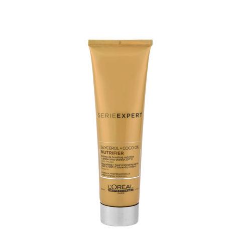 L'Oreal Nutrifier Creme Brush 150ml - crema nutritiva que protege del calor