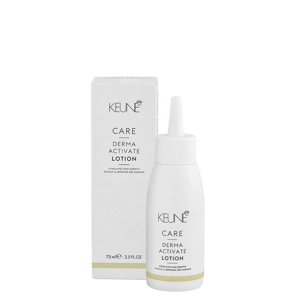 Keune Care line Derma Activating lotion 75ml - Loccion Anticaida