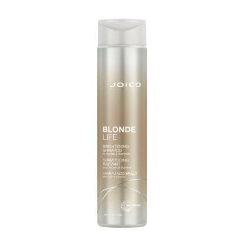 Joico Blonde Life Brightening Shampoo 300ml - sin sulfatos - pelo rubio