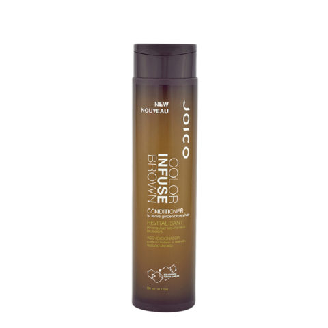 Joico Color Infuse Brown Conditioner 300ml - balsamo cabello marron