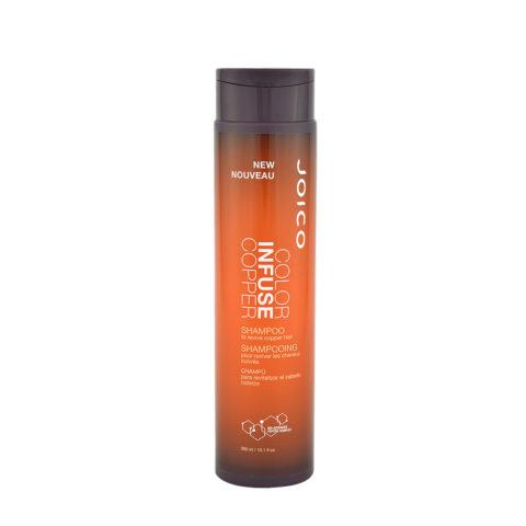 Joico Color Infuse Copper Shampoo 300ml - champù para el cabello cobrizo