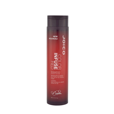 Joico Color Infuse Red Shampoo 300ml - champù para el pelo rojo