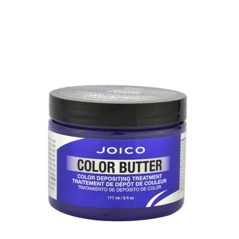Joico Color Butter Purple 177ml - mascara color pupura temporal