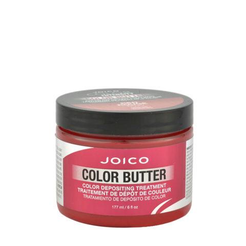 Joico Color Butter Red 177ml - mascara de color rojo temporal