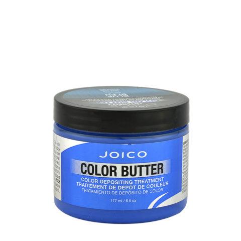 Joico Color Butter Blue 177ml - mascara temporal de color verde