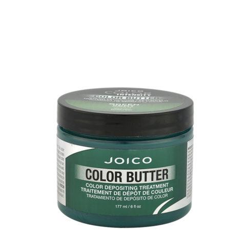 Joico Color Butter Green 177ml - mascara temporal de color verde
