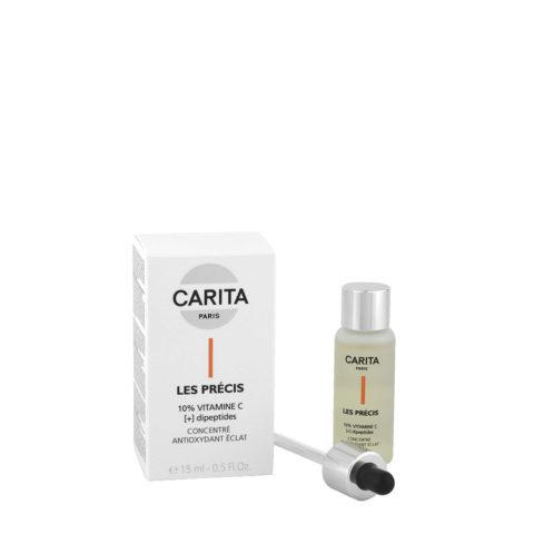 Carita Les Précis Concentré Antoixidant éclat 15ml