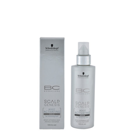 Schwarzkopf BC Bonacure Scalp Genesis Root activating Serum 100ml - suero anti-caida
