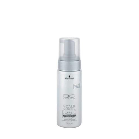 Schwarzkopf BC Bonacure Scalp Genesis Root activating Densifying foam 150ml