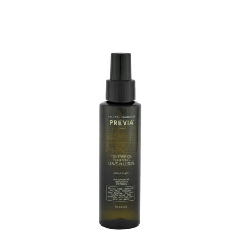 Previa Tea Tree Oil Purifying Leave-In Lotion 100ml - locion purificante