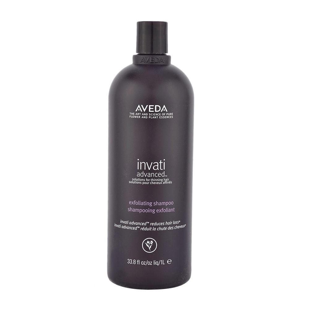 Aveda Invati advanced™ Exfoliating shampoo 1000ml - exfoliante para el cabello fino