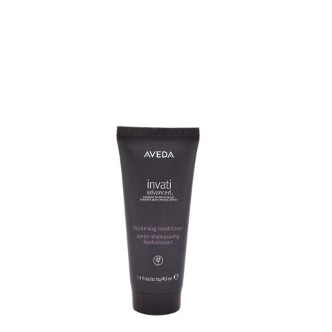 Aveda Invati advanced™ Thickening conditioner 40ml - engrosamiento para cabello fino
