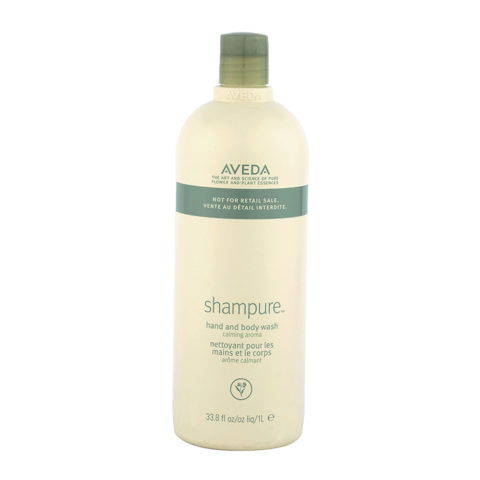 Aveda Shampure™ Hand & Body Wash 1000ml - gel de ducha y jabón manos