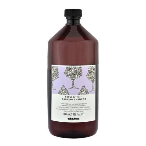 Davines Naturaltech Calming Shampoo 1000ml - Champú lenitivo