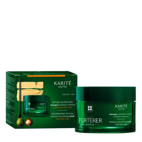 René Furterer Karité Intense Nourishing Mask 200ml - Mascarilla nutrición intensa