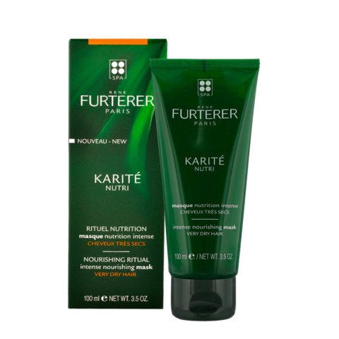 René Furterer Karité Intense Nourishing Mask 100ml - Mascarilla nutrición intensa