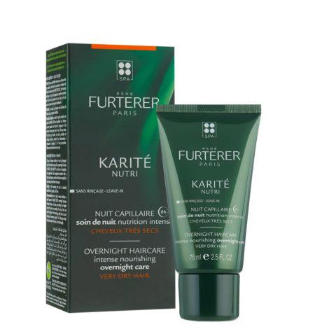 René Furterer Karité Nourishing Overnight Treatment 75ml - tratamiento Nutri Noche