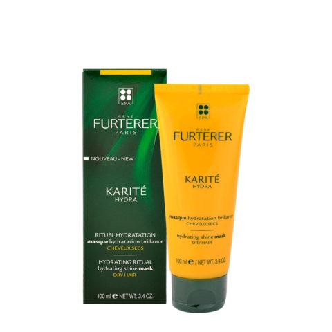 René Furterer Karité Masque Hydratation Brillance 100ml - Mascarilla Hidratación y Brillo