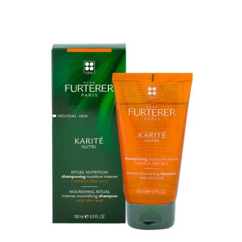 René Furterer Karité Champú Nutritivo Intenso 150ml - Champú nutrición intensa
