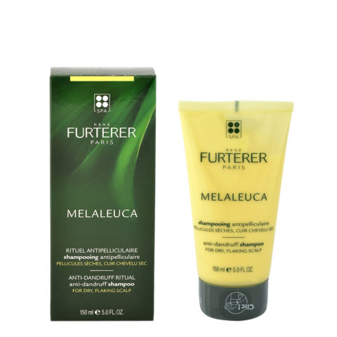 René Furterer Melaleuca Antidandruff Shampoo 150ml - Champù Anticaspa Seca