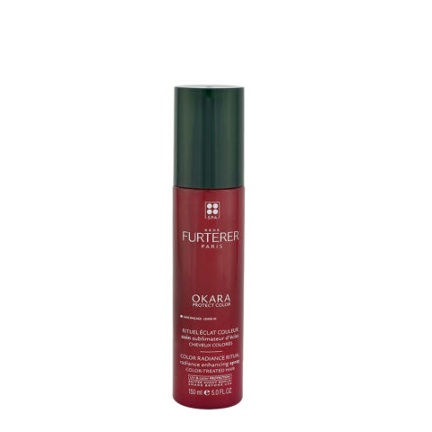 René Furterer Okara Radiance Enhancing Spray 150ml - tratamiento desenredante spray