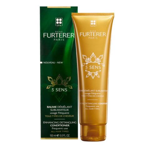René Furterer 5 Sens Enhancing Detangling Conditioner 150ml - por todo tipo de cabello