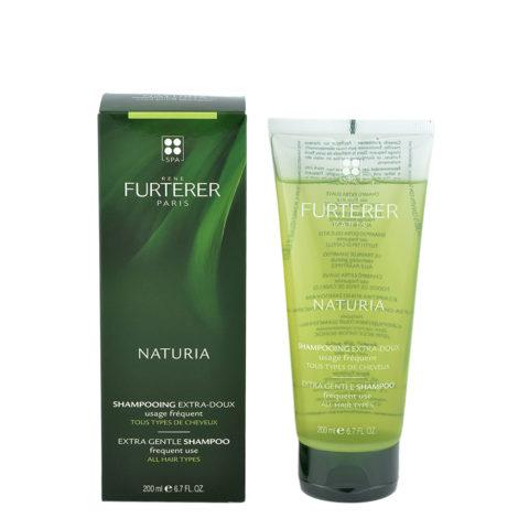 René Furterer Naturia Extra-gentle Shampoo 200ml - champú extrasuave