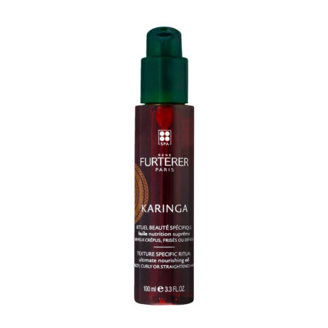 René Furterer Karinga Ultimate Nourishing Oil 100ml - aceite nutrición suprema