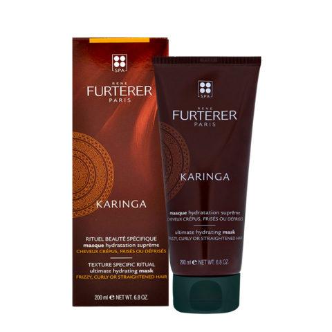 René Furterer Karinga Ultimate Hydrating Mask 200ml - Mascarilla hidratación suprema