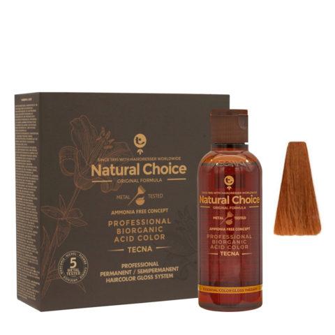 9.43 Rubio extraclaro cobre dorado Tecna NCC Biorganic acid color 3x130ml