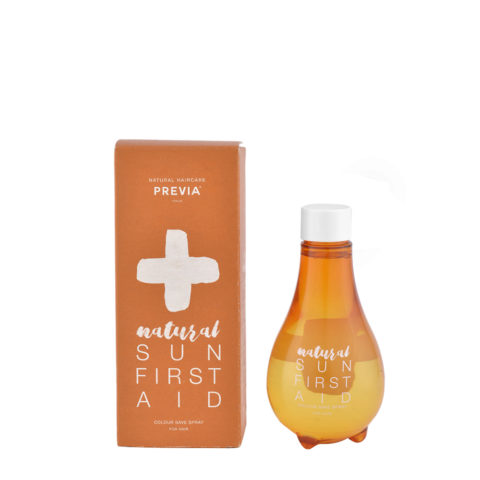Previa Natural Sun First Aid Colour Save Spray 160ml - pray protector de color