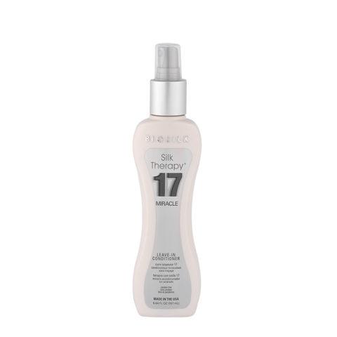 Biosilk Silk Therapy 17 Miracle Leave-In Conditioner 167ml - spray multiusos
