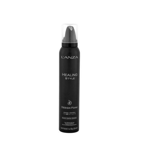 L' Anza Healing Style Design Foam 200ml - Espuma de volume