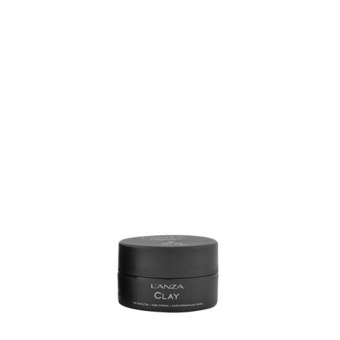 L' Anza Healing Style Clay 100ml - Arcilla de acabado fijación fuerte