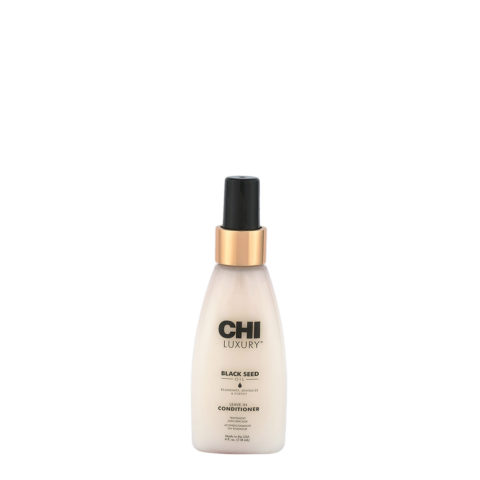 CHI Luxury Black seed oil Leave-in conditioner 118ml - acondicionador sin enjuague
