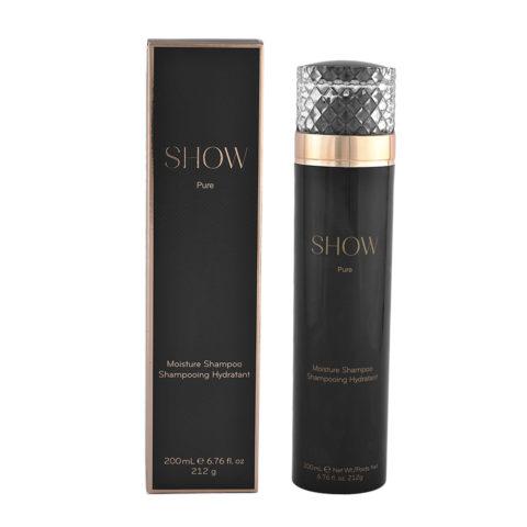 Show Pure Moisture Shampoo 200ml - Champú hidratante