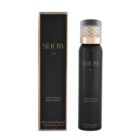 Show Lux Volume Mousse 176ml - Espuma voluminizadora
