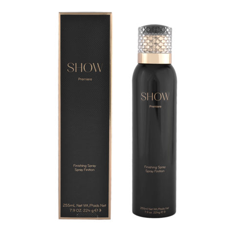 Show Styling Premiere Finishing Spray 255ml - Spray de acabado