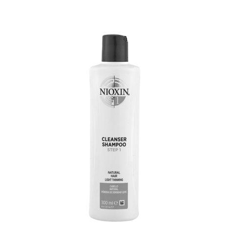 Nioxin System1 Cleanser Shampoo 300ml - champù anticaìda