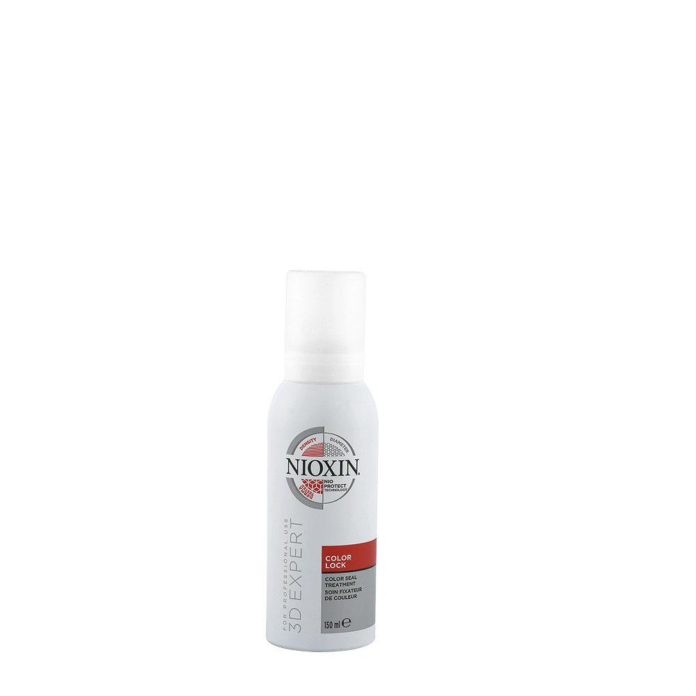 Nioxin 3D Expert Color lock 150ml - tratamiento de fijación de color