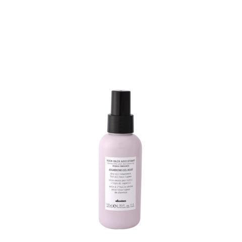 Davines YHA Silkening Oil Mist 120ml - aceite seco nutritivo