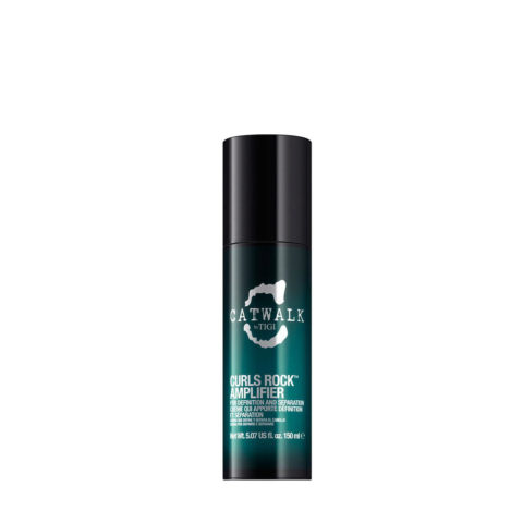Tigi Catwalk Curlesque Curls Rock Amplifier 150ml -Modelador   Rizos